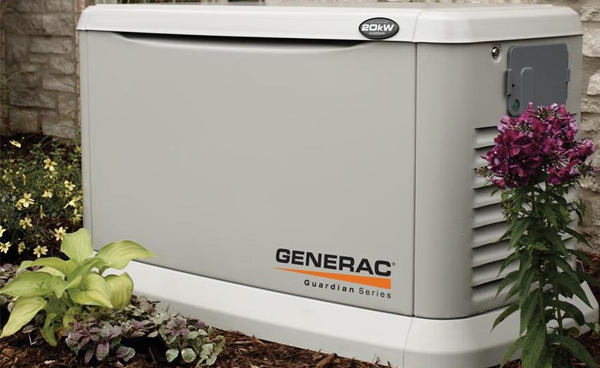 ATCO HVAC Heating and Air Conditioning offers standby generators
